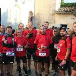 Tour pédestre de Caveirac, 10km.